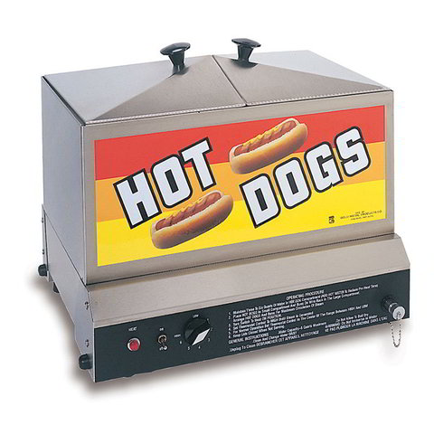 Hot Dog Steaming Machine