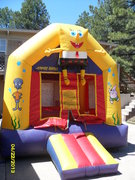 Spongebob Bounce House Small