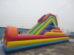 Xtreme Slide Obstacle Course