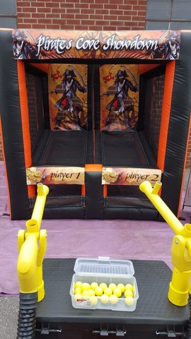Pirate Carnival Game