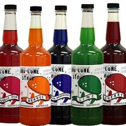 Snow Cone Syrup- Quart Tigersblood