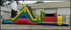 Obstacle Courses/Dry slides
