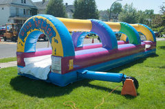 Single Lane Slip and Slide Pick Up