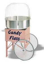 Cotton Candy Machine with Cart (supplies for 50)