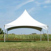 20 x 20 Cable Frame Tent