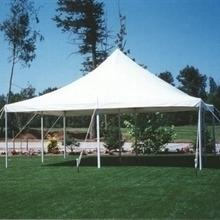 20 x 20 Victorian Tent Package (Cushion Chairs)