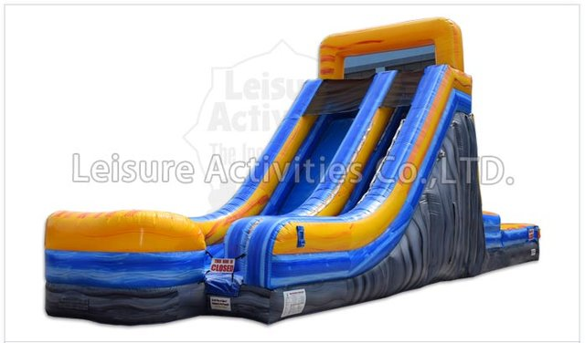 Slide and Velcro Wall Combo