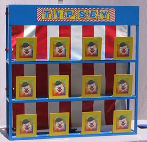 Tipsy Bean Bag Toss Carnival Game