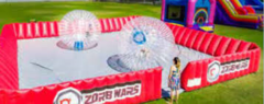 Zorb Wars Arena - Coming Summer 2019!