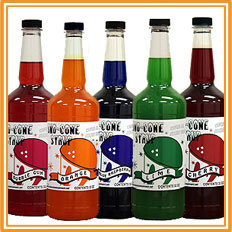 Snow Cone Syrup - Quart