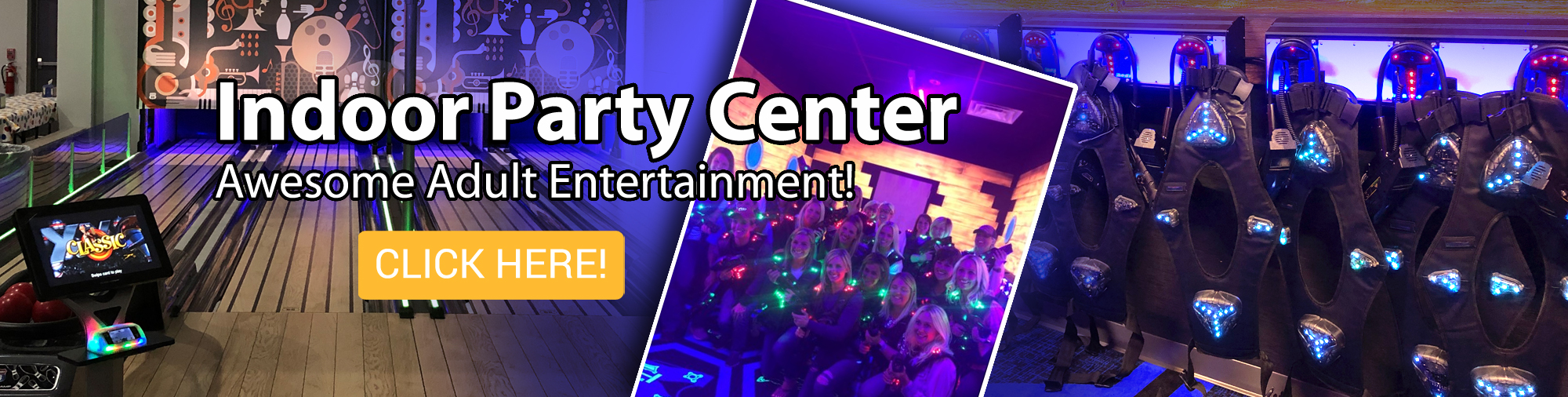Indoor Party Center