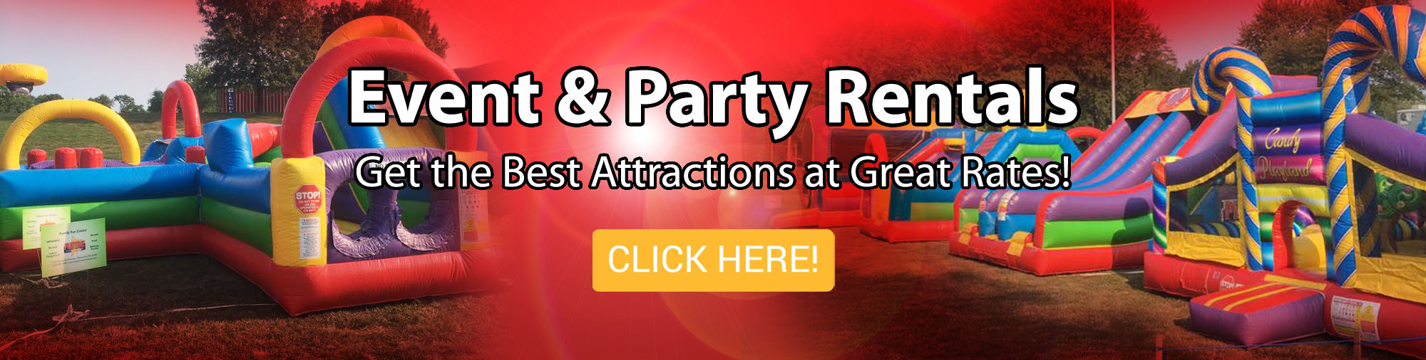 Bounce House & Party Rentals