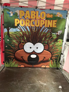 Pablo the Porcupine Game