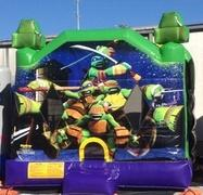 Teenage Mutant Ninja Turtles Combo