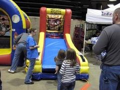Skeeball Inflatable