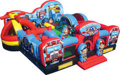 Rescue Heroes Toddler Combo dry use  only