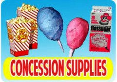 Concession Supplies