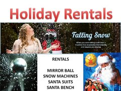 Holiday Rental Items