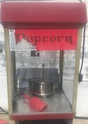 Popcorn Machine Only w/scoop