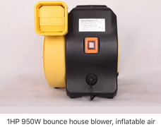 1 HP Blower 650 watt (new)