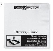 Better than Linen DINNER NAPKINS 50 count