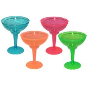 Neon Margarita Glasses 11oz