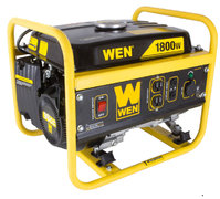Generator for 1 blower only with inflatable rental