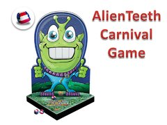 Alien Teeth Carnival Game AVL May 2019