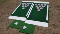 Beer Pong Golf set of 2 LVL7