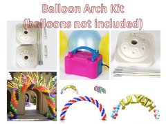 DO IT YOURSELF  Balloon Arch Stand Kit BALLOONS EXTRA 9FT Tall X 19FT Wide - 400 Balloon Capacity