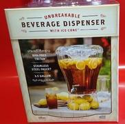 Beverage Dispenser 3.5 Gallon