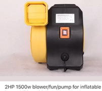 2 HP Blower 1500 watt (new)