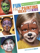 Face painter  Free Travel to Leander and Cedar Park