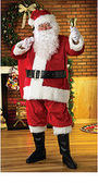 zSanta Suit Rental-Large up to 42