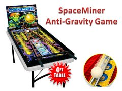 Space Miner Anti-Gravity Game