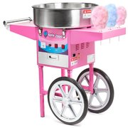 Cotton Candy Machine on Cart w/70 servings