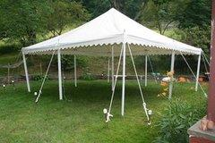Canopy 20x20 GRASS ONLY d Stand up room for 100, Chairs for 40
