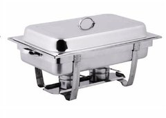 STAINLESS STEEL CHAFER CHAFING DISH 8 QT