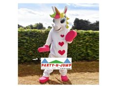 Unicorn Mascot Rental