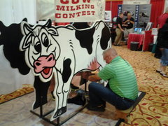 Cow Milking Contest- PPP