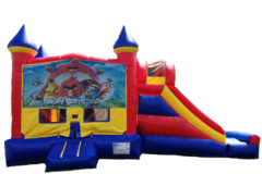 ANGRY BIRDS Castle Combo Bounce 2
