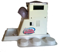 Little Blizzard Snowie Shaved Ice Machine