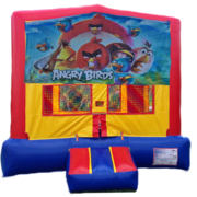 ANGRY BIRDS Bounce House 2