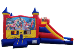 MICKEY MOUSE CLUBHOUSE Castle Combo Bounce 1
