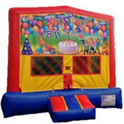 BIRTHDAY Bounce House 1