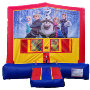 FROZEN Bounce House 1