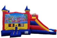 SHOPKINS Castle Combo Bounce 1