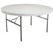 Table- 5ft. Round