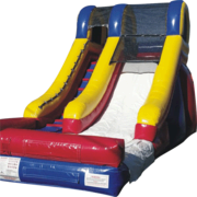 Backyard Slide (dry slide only)