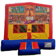 LUAU Bounce House 1
